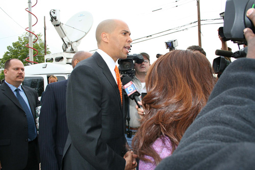 Cory Booker - Cole Media Inc / Communications and Marketing Firm