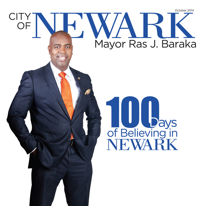Mayor Baraka's 100 days report by Cole Media Inc / Communications and Marketing Firm