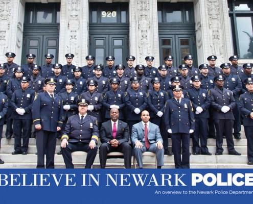 Newark Police Dept Brochure