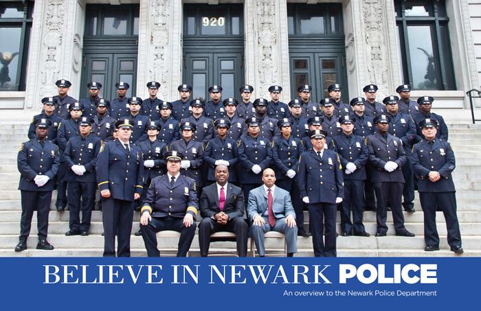 Newark Police Dept Brochure