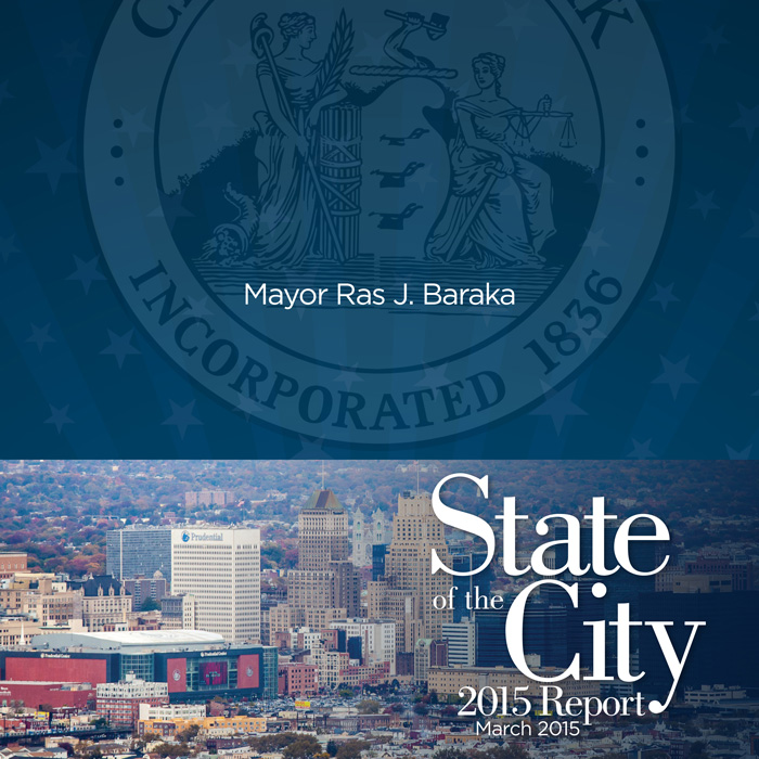 Newark State of the City 2015
