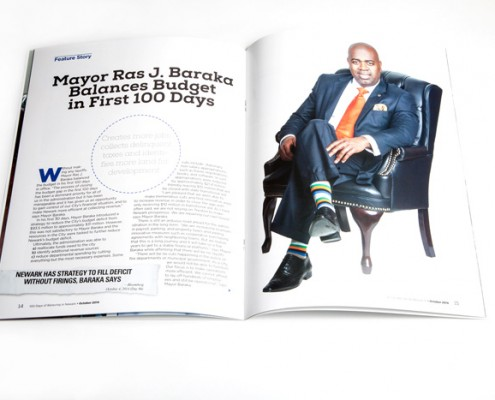 Newark 100 days report by Cole Media Inc/Communications and Marketing Firm